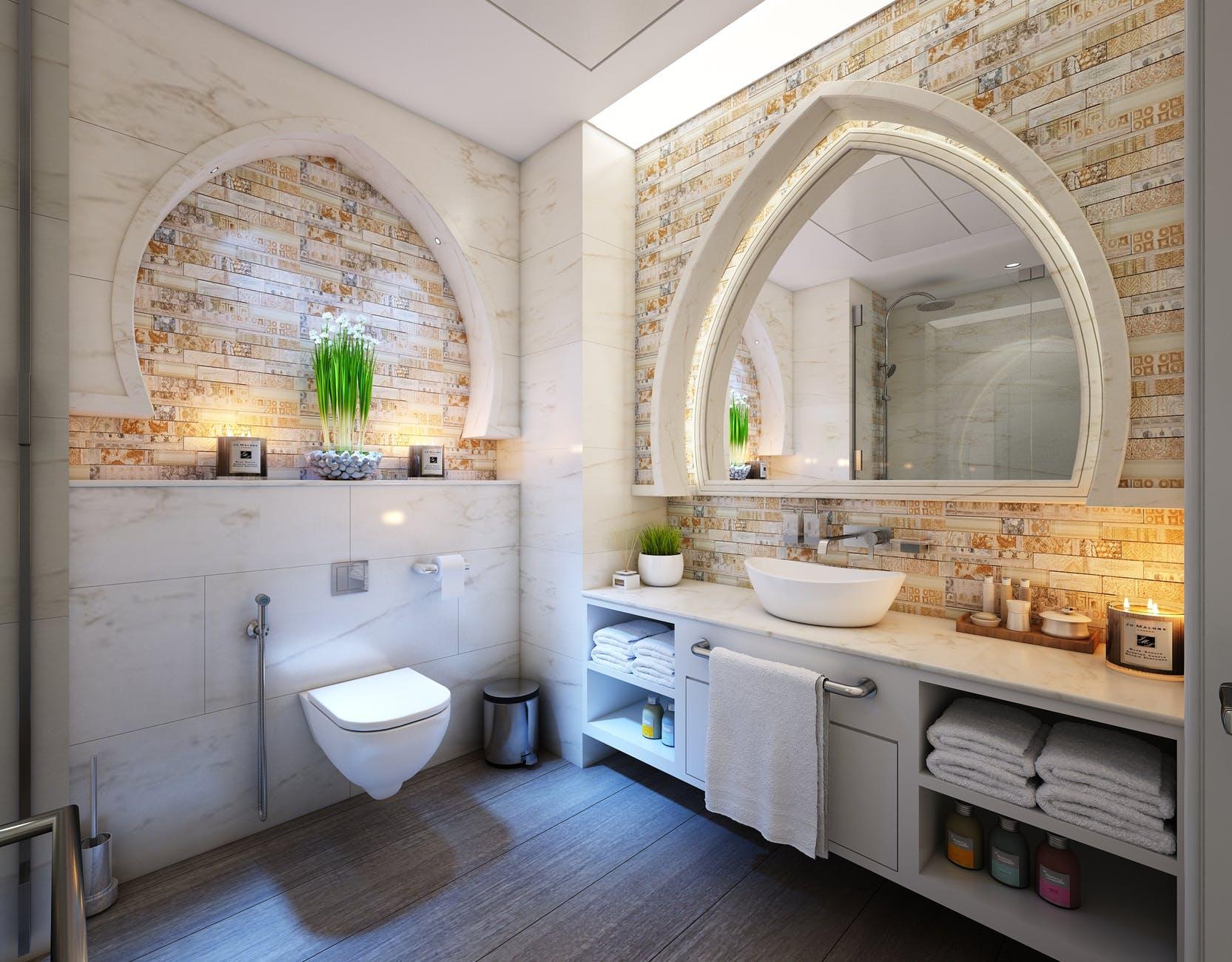 Salle De Bain Revetement quel revêtement de sols pour sa salle de bain ? | alors btp