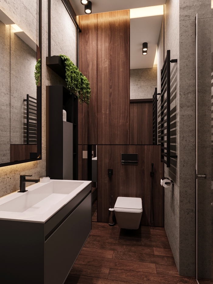 Meubles de salle de bain : quel type de bois choisir ?